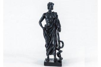 Herakles Dekoratif Obje Siyah